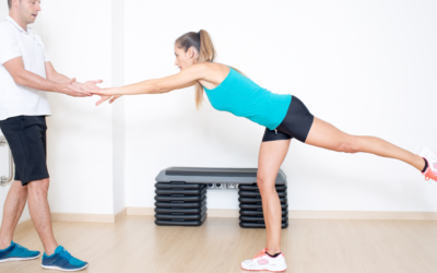 Balance Exercises For Fall Prevention